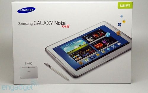 ชัวร์ไม่ต้องถาม Samsung จะส่ง Galaxy Note จอ 8 นิ้วมาแน่นอน