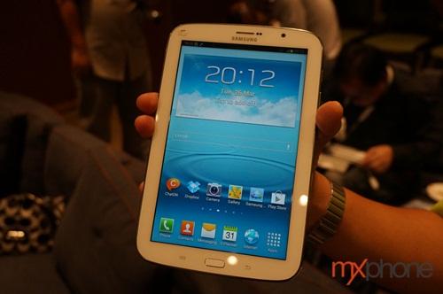 Event สำคัญ! Samsung เรียกผมไปดู PM สาวถือ Galaxy Note 8.0