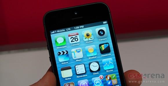 Apple iPhone 5 เตรียมวางขายผ่าน T-Mobile US เดือนหน้า ในที่สุดก็ครบ 4 ค่ายดังสหรัฐอเมริกา