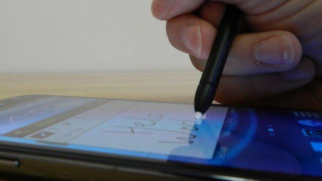 ข่าวลือใหม่เผย Samsung Galaxy Note III หน้าจอใหญ่ 5.9 นิ้ว