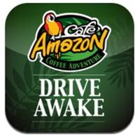 Café Amazon Drive Awake ง่วงไม่ขับ หลับในโดนปลุกแน่!
