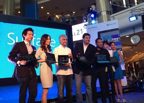 ไม่ช้าเกินไป…Microsoft มั่นใจ คนไทยจะนิยมในตัว Surface