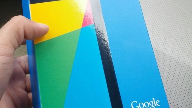 ใจร้อน… เชิญชมชัดๆ ทุกมุมก่อนเปิดตัวจริงกับ New Nexus 7