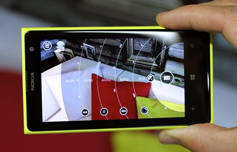 Lumia AMBER : เพิ่มลูกเล่น Pro Camera ให้กับ Lumia 920 / 925