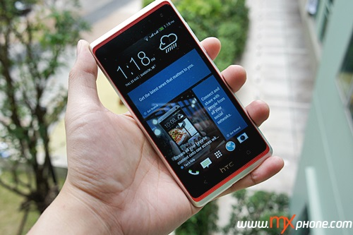 [Preview] HTC Desire 600 Dual SIM สมาร์ทโฟน Quad-core สองซิม ฟังก์ชั่นจัดเต็ม