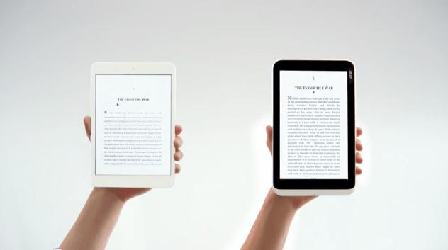 Microsoft ออกโฆษณาชน iPad Mini ด้วยแทบเล็ต Acer