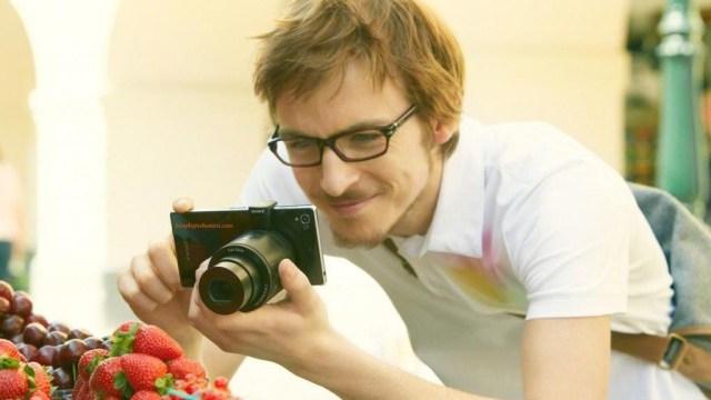จริงอ๊ะ?… ข่าวลือราคาของ Sony Lens-Camera QX100 ถูกกว่ากล้องตัวเต็ม