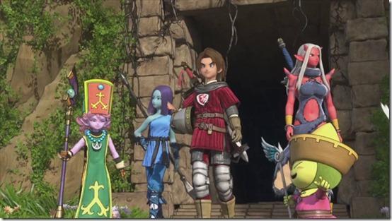 Dragon Quest X เตรียมจ่อลง iPhone, iPad