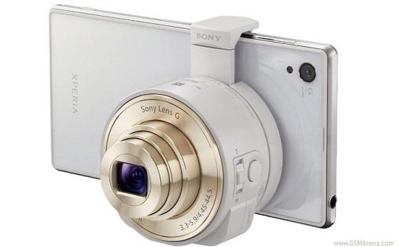 อิจฉาตาร้อน!! ที่ UK ซื้อ Sony XPERIA Z1 แถมเลนส์ QX10 ฟรี….