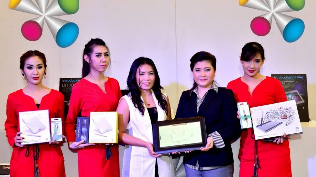 Wacom จัดงานเปิดตัวสินค้าใหม่กลุ่มแทบเล็ตในประเทศไทย