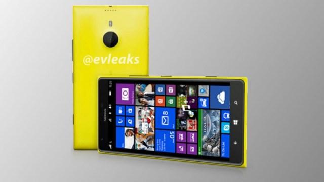 เว็บจีนหลุด สเปค Nokia Lumia 1520 ก่อนกำหนด
