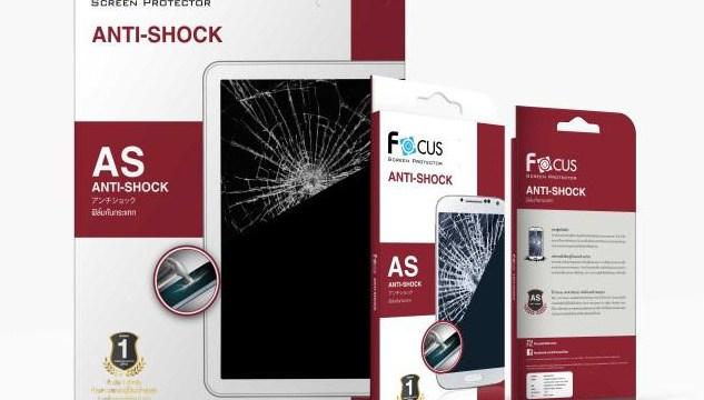 [Review] ฟิล์มกันกระแทก Focus Anti Shock สุดยอดฟิล์มปกป้องหน้าจอสมาร์ทโฟนและแท็บเล็ต
