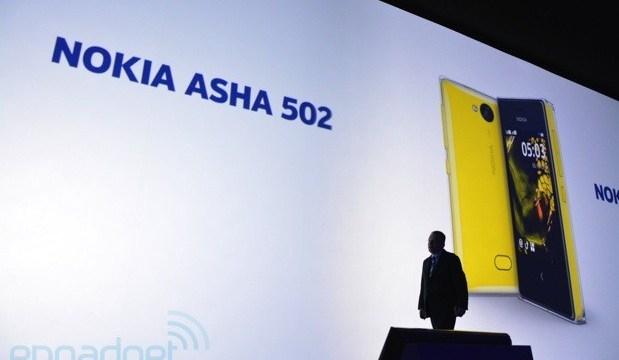 Nokia เปิดตัว Asha 500, 502, 503 ในงาน Nokia World