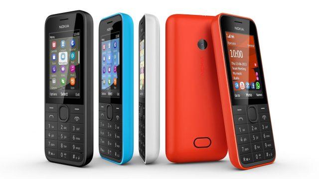 โนเกียส่ง Nokia 208 โทรศัพท์มือถือ 3G ราคาประหยัด ประสิทธิภาพสูงบุกตลาดไทย ตอบรับการขยายตัวการใช้งาน 3G