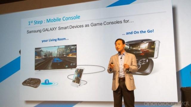 Samsung DevCon : อนาคตเราจะเล่นเกมส์บนหน้าจอไหนก็ได้ ไม่จำกัดแค่บนโทรศัพท์
