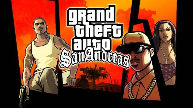 GTA San Andreas จ่อลงสมาร์ทโฟนธันวาคมนี้