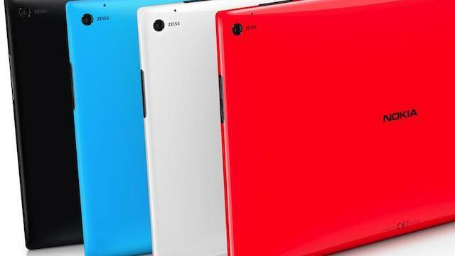 Nokia เตรียมปล่อย Lumia 2020 แทบเล็ต 8 นิ้วในต้นปีหน้า