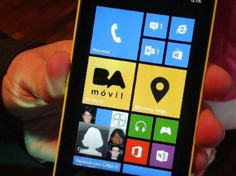 ผลักและดัน… Nokia จับมือรัฐบาลอาร์เจนติน่า เปิดตัว Lumia 520 รุ่นพิเศษ