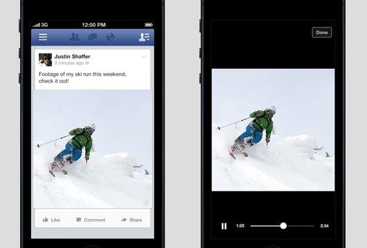 มาชัวร์ โฆษณาวิดิโอบน Facebook มาอาทิตย์นี้ เล่นอัตโนมัติและปิดไม่ได้