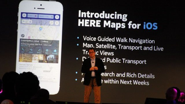 จั่งซี่… Nokia ถอด HERE Maps ออกจาก Apple Store โบ้ย iOS7 ทำพิษ