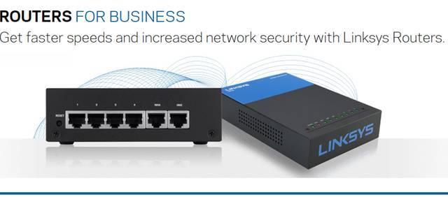 ลิงค์ซิสแนะนำสุดยอด Gigabit VPN Router พร้อมพอร์ต DMZ  รองรับการเชื่อมต่ออินเตอร์เน็ตความเร็วสูง