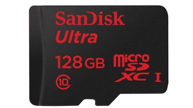 ก้าวไปอีกขั้น SanDisk เปิดตัว MicroSD ความจุ 128GB