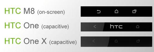 รูปหลุดปุ่ม Touch Screen HTC M8 โผล่ ชี้ใช้ปุ่มมาตรฐาน