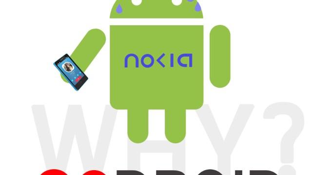 Editor Letter : Nokia X ทำไมต้องแอนดรอยด์??