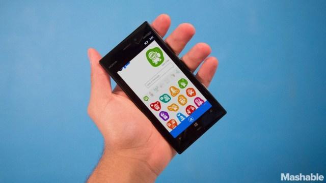 มาช้าดีกว่าไม่มา Faebook Messenger ลง Windows Phone แล้ว
