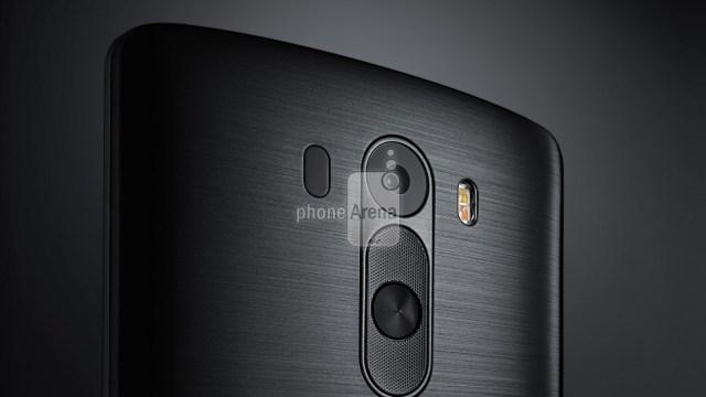 LG G3 จะมาพร้อมกับฟีเจอร์ Laser Autofocus