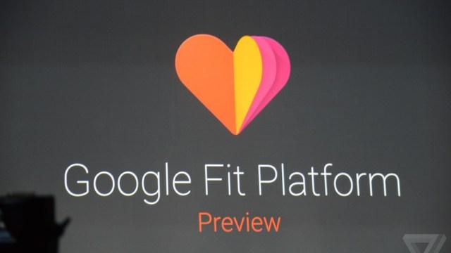 [Google I/O 2014] Google Fit ฟิตเนสส่วนตัวจาก Google