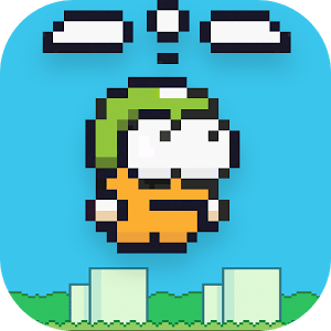 Swing Copters เกมโคตะระยากชวนปามือถือ จากผู้สร้าง Flappy Birds