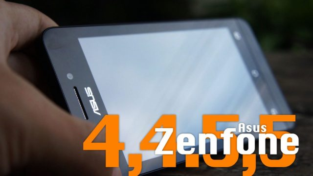 Power ON #086 : ASUS Zenfone 4.5 & 5