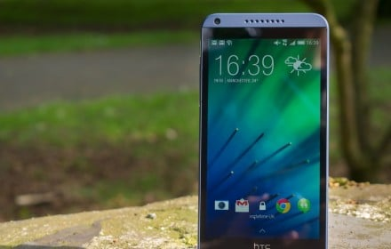 เผยโฉม Desire 820 โทรศัพท์แอนดรอยด์ 64 บิต เครื่องที่สองจาก HTC