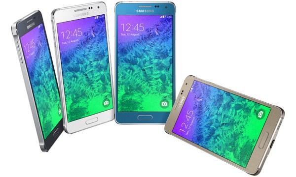 Samsung Galaxy Alpha สมาร์ทโฟนบอดี้โลหะ เคาะราคาเบาะๆ ในไทย 20,900 บาท