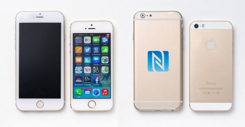 iPhone 6 พร้อมแล้วสำหรับ NFC แต่โดนถอดนาทีสุดท้ายด้วยเหตุผลด้านความปลอดภัย?