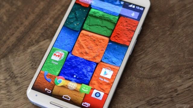 Motorola เปิดตัว Moto X และ Moto G (2014) อย่างเป็นทางการ