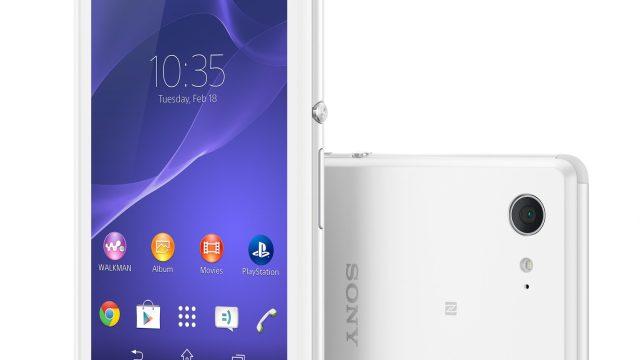 Sony Xperia E3 สมาร์ทโฟนรุ่นเล็ก รองรับ 4G LTE