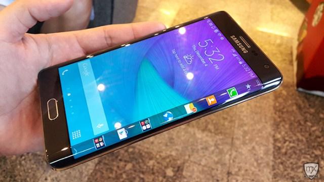 [Preview] Samsung Galaxy Note Edge ลองเล่นสักหน่อย ของแปลกน่าลอง!!