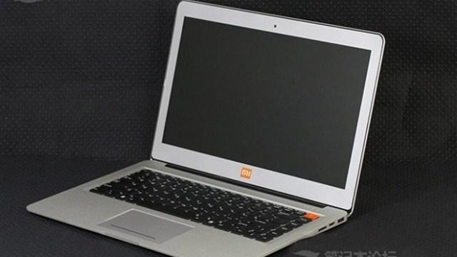 ขยายตลาด!! โผล่ภาพ Xiaomi laptop สวยเรียบๆ Core-i7 พร้อม RAM 16GB ราคาแค่ 15,800 บาท