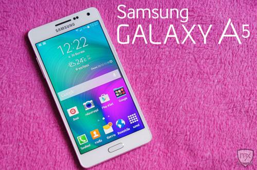 [Preview] Samsung Galaxy A5 เฟรมโลหะ ฟีลลิ่งดีๆ บนขนาดที่ใช่ ราคาเปิดตัว 12,900 บาท