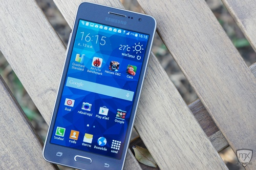 [Review] Samsung Galaxy Grand Prime สมาร์ทโฟนสำหรับเซลฟี่ตัวแม่!! รองรับ 4G LTE พร้อม NFC