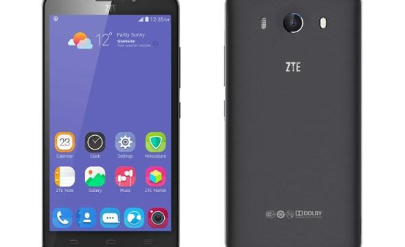 ZTE Grand S3 เปิดตัวโทรศัพท์ใช้งานระบบการสแกนม่านตา Eyeprint ID อย่างเป็นทางการ