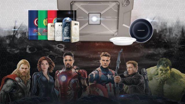 ลุ้นรับ Galaxy S6 edge และ Avengers Briefcase สุด Limited edition ซึ่งผู้ชนะเพียงหนึ่งเดียวจะได้รางวัลใหญ่นี้ไปครอง!