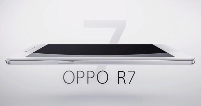 วีดีโอโปรโมต Oppo R7 และ R7 Plus หล่อหรูดูดีวัสดุจัดเต็ม