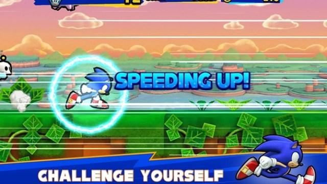 โหลดเลย! SEGA  ปล่อยเกม Sonic Runners ให้เล่นฟรีแล้วทั่วโลกทั้ง IOS และ Android