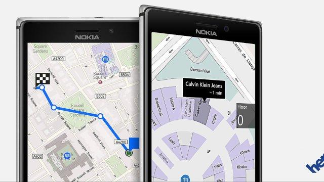 กลุ่มบริษัทค่ายรถเยอรมันนีขึ้นมาเป็นตัวเก็งเข้าซื้อกิจการ Nokia HERE Maps