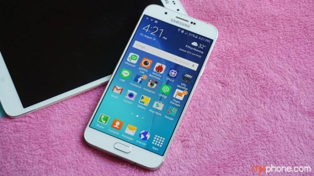 [Review] Samsung Galaxy A8 พี่ใหญ่บางเบา พี่เจอร์กล้องน้องๆ S6 ราคาหมื่นกลาง