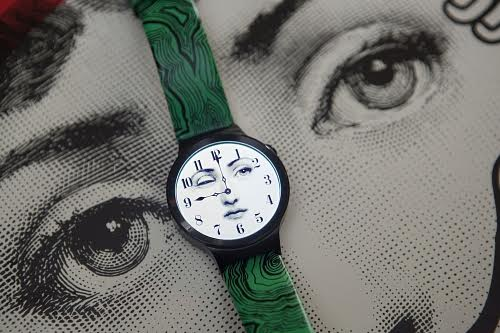 หัวเว่ย จับมือ โว้ก ไชน่า และ ฟอร์นาเซตติ เปิดตัวนาฬิการุ่นพิเศษจากผลงานการออกแบบของบาร์นาบา ฟอร์นาเซตติ