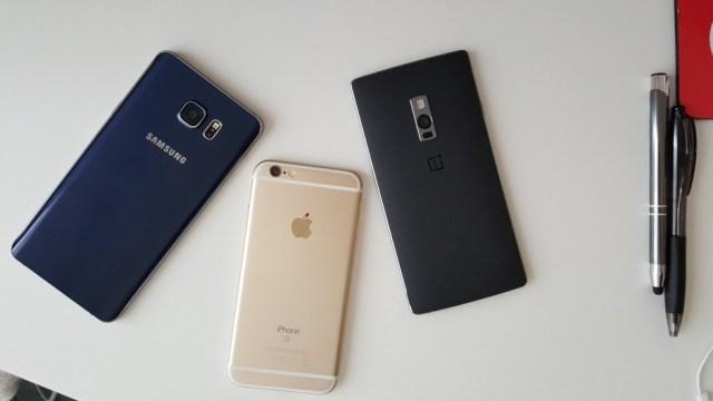 AnTuTu ยก iPhone 6s แชมป์สมาร์ทโฟนสุดแรงประจำปี 2015
